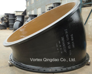 Dn2600 X30° Bend with Polyurethane Coating pictures & photos