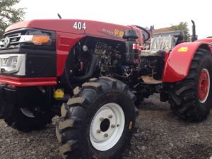 404 40HP Agriculture Tractor with Front Loader/Mower pictures & photos