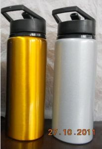 400ML Cheap Colorful Aluminum Water Bottle, Hot Sale Empty Aluminum Bottle pictures & photos