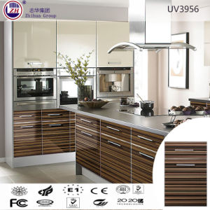 Modern Glossy Kitchen Cabinet Design pictures & photos