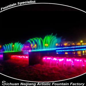 Bridge Musical River Fountain Project pictures & photos