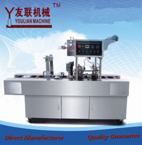 Automatic Cup Filling and Sealing Machine (BG32A-1) pictures & photos
