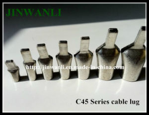 C45 Pin-Shaped Naked Electrical Terminal Lugs pictures & photos