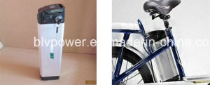 Silver Fish LiFePO4 E-Bike Lithium Battery Pack, LG 18650 Battery pictures & photos