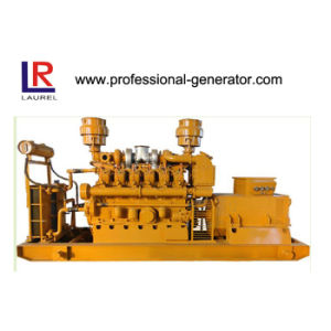 Natural Gas Generator Set 500kw 50Hz 12 Cylinders pictures & photos