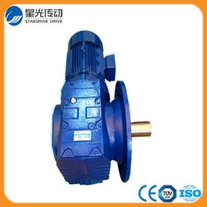 90 Degree Worm Gearbox Gear Drive pictures & photos