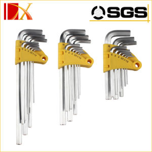 Wholesales High Quality Hex Key Wrench Set pictures & photos