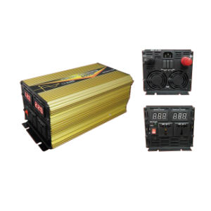 Pure Sine Wave Inverter 600W, Power Inverter with UPS Charger pictures & photos