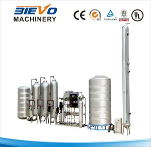 Pure Water Machine/Automatic Manufacturing Purified Drinking Water Machine pictures & photos