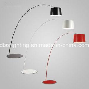 Modern Simple Design Big Aluminum Cover Standing Indoor Decoartion Floor Lamp pictures & photos