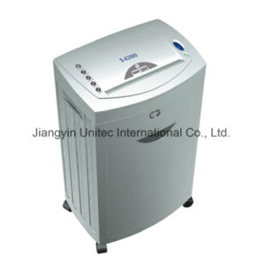 Office and Home Cross-Cut Paper Shredder S-A3000 pictures & photos