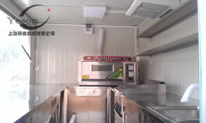 Ice Cream Machine for Mobile Food Truck and Cart pictures & photos