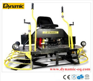 High Quality Ride-on Power Trowel (QUM-96) Machine pictures & photos