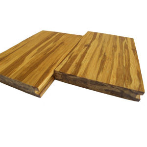 Best Seller Click-Lock Strand Woven Bamboo Flooring pictures & photos