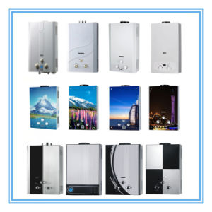 New Design S. S Panel Romania Hot Water Heater pictures & photos