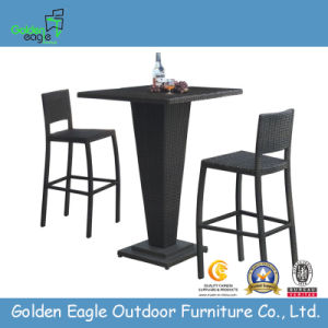 Beautiful Outdoor Patio Rattan Garden Bar Set