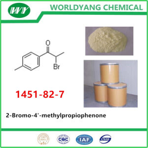 Hot Sale CAS No.: 1451-82-7 2-Bromo-4′-Methylpropiophenone pictures & photos