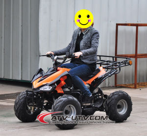 Ce Approved 48V 500W Electric ATV Bike with Stable Quality pictures & photos