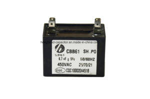 Good Quality M61 Cbb61 AC Motor Capacitor 470V, 50Hz 60Hz, pictures & photos
