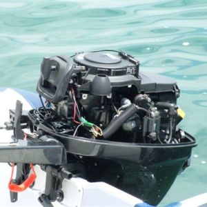 F15fws, 15HP Portable Remote Control Outboard pictures & photos
