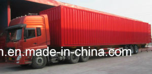 15 Meter Skeleton and 16 Meters Container Semitrailer pictures & photos