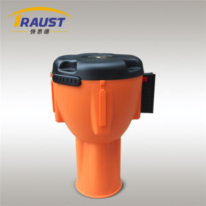 Economy Style Retractable Belt Stanchion Cone cartridge for Outdoor Uses pictures & photos