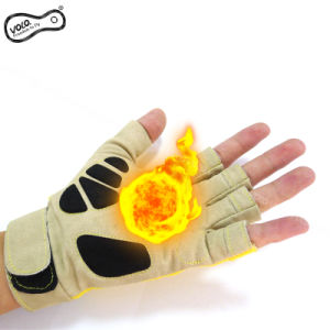 Cycling Gloves with Shock-Absorbing Pad