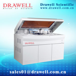 Drawell-Emerald Auto Biochemistry Analyzer (800T/H) pictures & photos