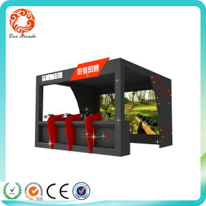 Economic and Efficient 9d Vr Hunting Shooting Simulator Game Machine pictures & photos