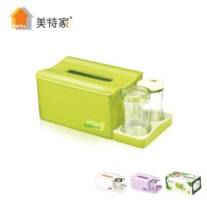 6468 Metka Household Kitchen Cruet Vinegar & Sauce Bottle Tissue Box pictures & photos