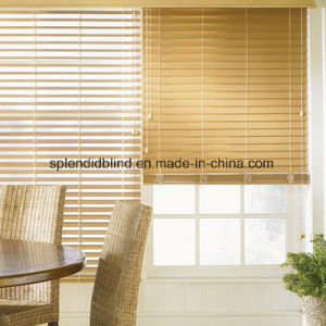 Wooden Windows Blinds Quality Home Use Wooden Blinds pictures & photos