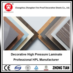 12mm High Pressure Laminate Formica Board pictures & photos
