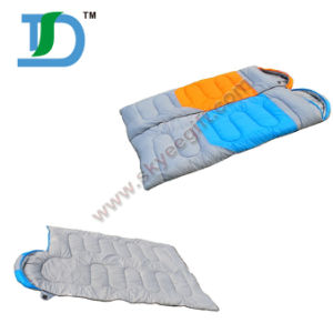 Best Price Banana Sleeping Bag for Camping pictures & photos