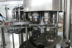 Hot Filling Fruits Juice Bottle Filling Production Line pictures & photos