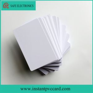 Glossy 0.45mm Thickness Inkjet Printable PVC Card pictures & photos