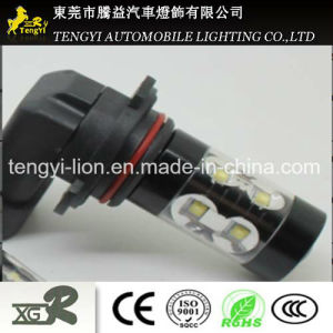 60W LED Car Light 50W High Power LED Auto Fog Lamp Headlight with T00 T15 9005/9006 H1 H4h7h8h9h10h16 Light Socket CREE Xbd Core pictures & photos