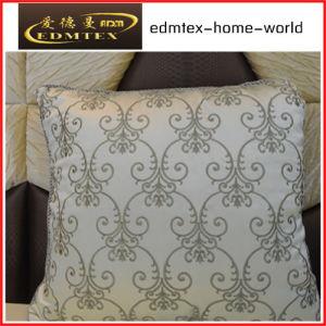Embroidery Decorative Cushion Fashion Velvet Pillow (EDM0348)