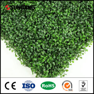 Decorative Topiary Boxwood Artificial Green Plant Privacy Wall pictures & photos