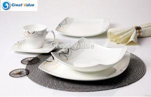 20PCS Bavaria Porcelain Dinner Set pictures & photos