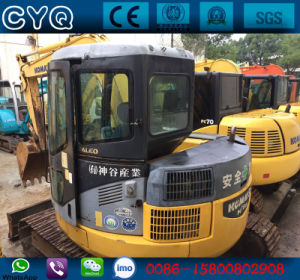 Used Komatsu PC78us Mini Excavator for Sale pictures & photos