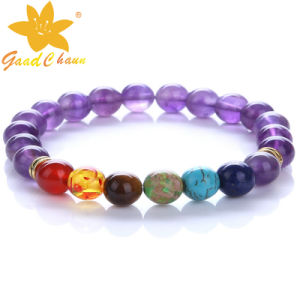 SMB-16112817 Colorfull Semi Precious Gemstone Bracelets pictures & photos