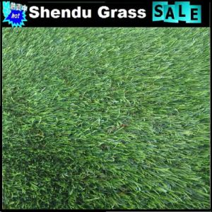 120stitch Low Density Garden Artificial Grass with 30mm Height pictures & photos