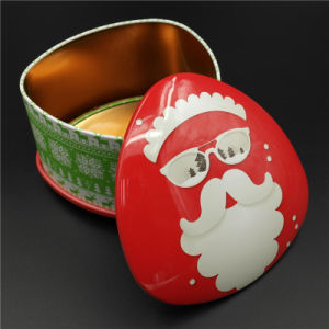 Christmas Tin Box for Packing Food Gift Container (T001-V8) pictures & photos