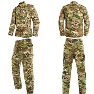 Army Acu Digital Woodland Field Combat Military Uniform pictures & photos