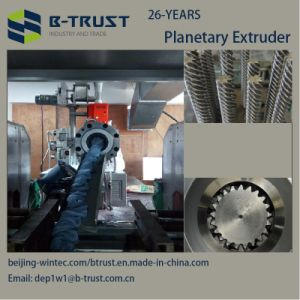 Btrust Planetary Extruder for Soft PVC Film Calendaring Line pictures & photos