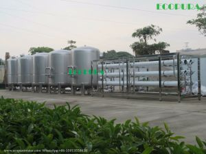 10, 000L/H Ultra Filtration (UF) Mineral Water Production Line (UF-10T) pictures & photos