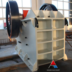 PE Series Concrete Jaw Crusher with Good Performance pictures & photos