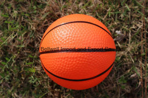 Cheap Promotional Inflatable Toy 6 Inch Mini PVC Basketball pictures & photos