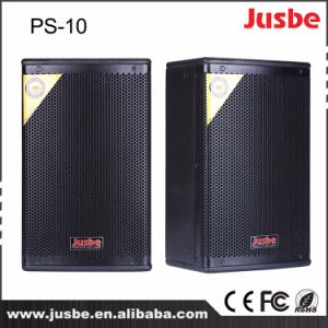 10 Inchs Powerful Stage Speaker 2 Way Passive Speaker System pictures & photos