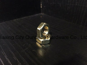 "Hex Thin Nuts (BS916 5/8""-3"" Y. Z. P.) pictures & photos"